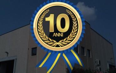 Fondsab - 10 anni di Sabbiatrici e Granigliatrici