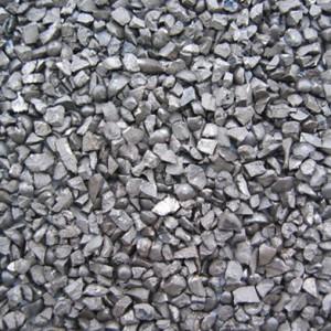 Materiale per sabbiature - Graniglia angolosa acciaio inox