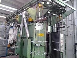 Granigliatrice GIOSTRA 1000x1000-3TR CM 7 GANCI